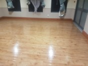 Vinyl Floor Cleaning 2